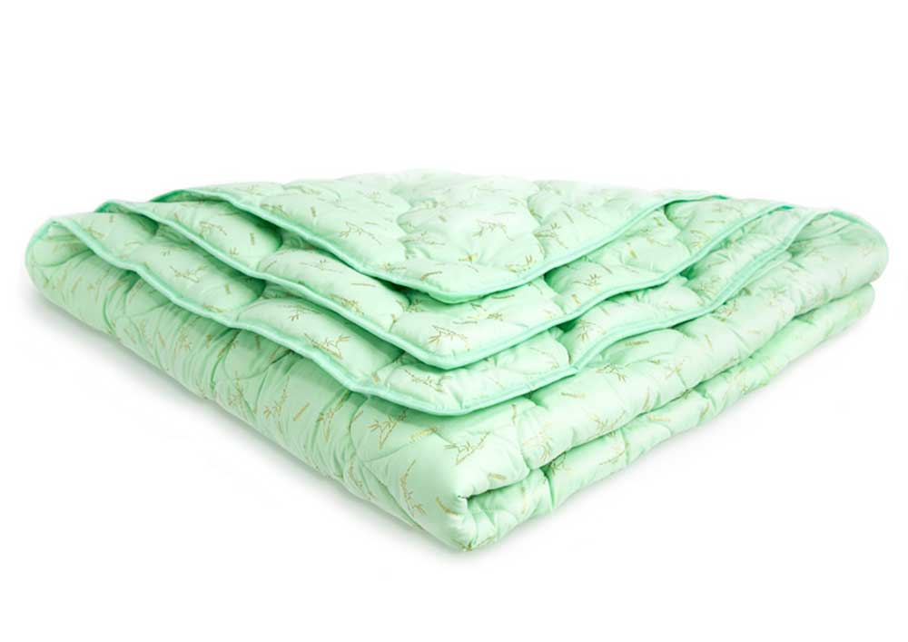 Картинка Одеяло Бамбук Зима